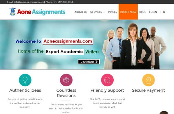 AoneAssignments.com