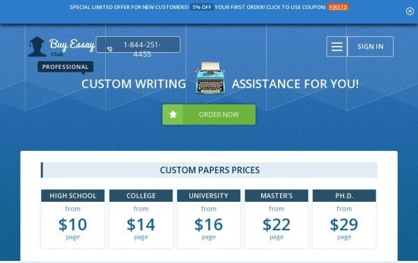 Custom write