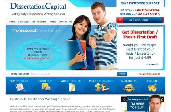 top dissertation writing services of  dissertationcapital com