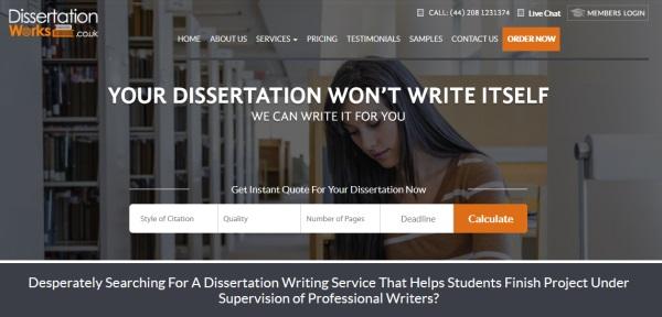 DissertationWorks.co.uk