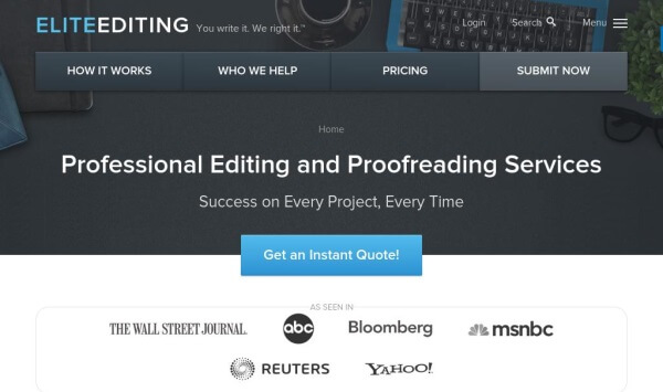 EliteEditing.com