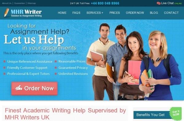 MHRWriter.co.uk
