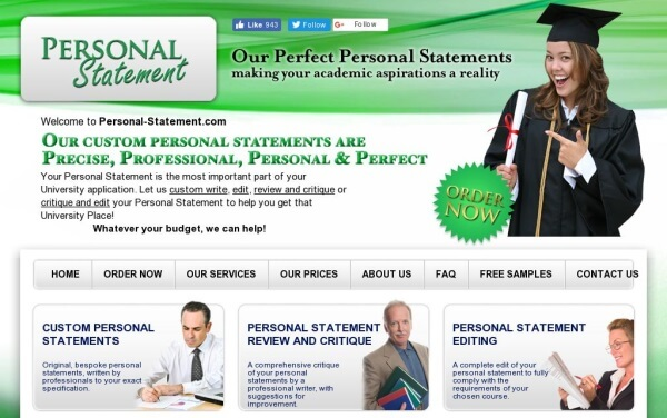 Personal-Statement.com