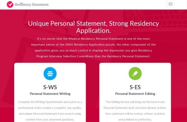 ResidencyStatement.com