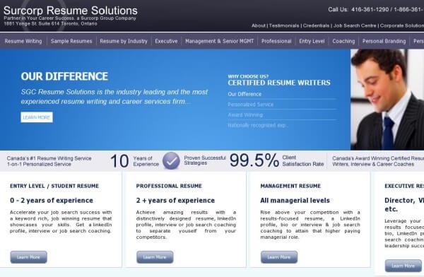 ResumeSolutions.ca