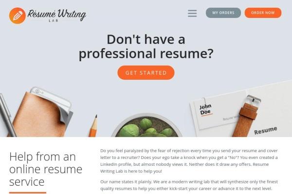 ResumeWritingLAB