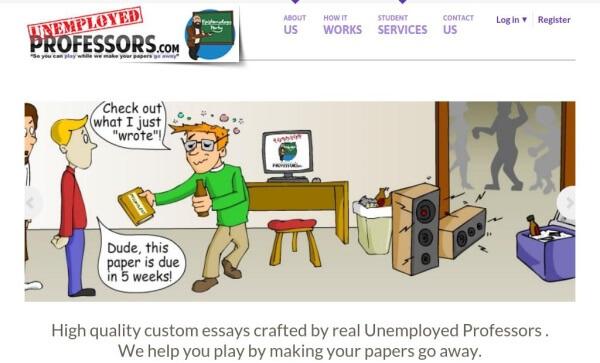 UnemployedProfessors.com