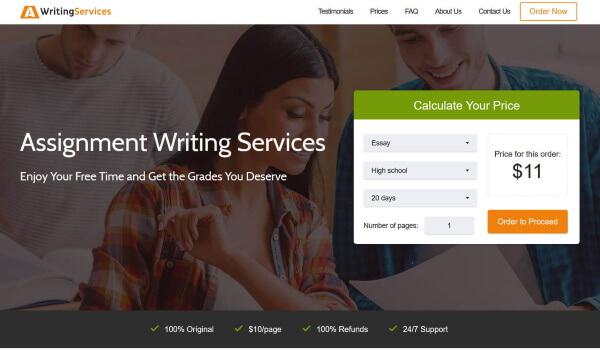 top assignment writers websites for school