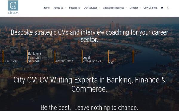 CityCV.co.uk