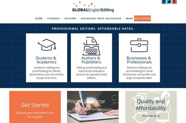 Global English Editing