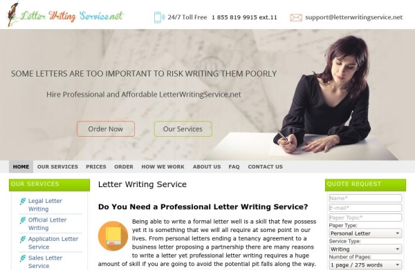 TOP 20 Cover Letter Writing Services of 2019