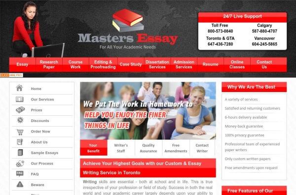 MastersEssay.com
