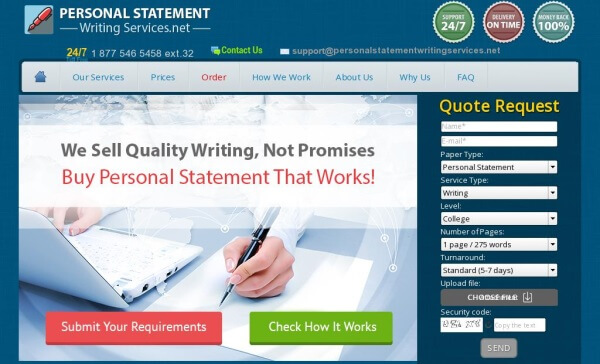 PersonalStatementWritingServices.net