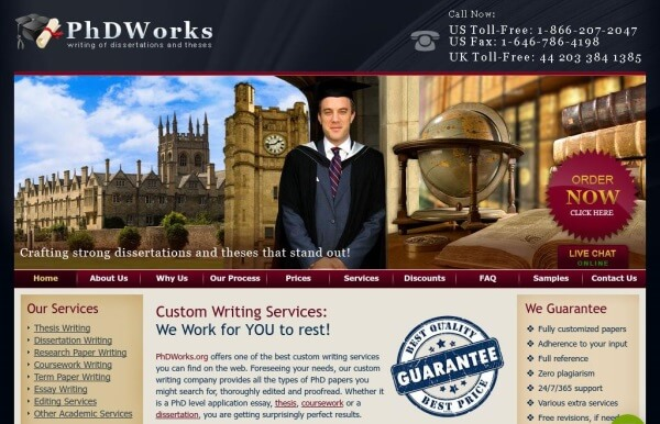 PhDWorks.org