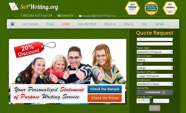 SOPWriting.org