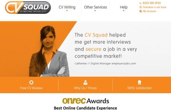 TheCVSquad.com