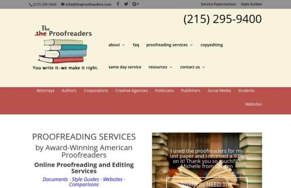 TheProofReaders.com