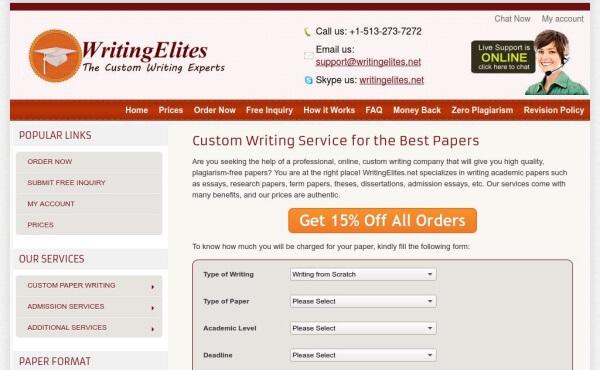 WritingElites.net